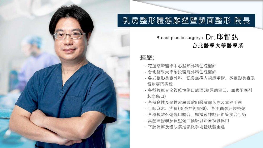 隆乳手術-邱智弘醫師